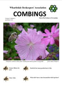 Combings April 2016